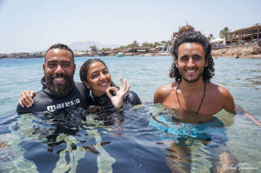 8th edition - First competition for Egyptian athletes Mohamed Elmleegy and Charlotte Mougenot